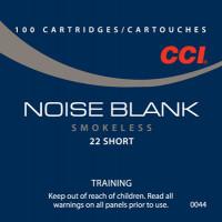 CARTOUCHES CCI 22 COURT A BLANC PAR 100