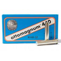 CARTOUCHE EUROCOMM OTTOMAGNUM PERCUSSION CENTRALE CAL.8MM PLOMB 9