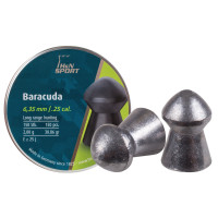 PLOMBS H&N BARACUDA CAL.6.35 X150