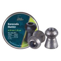 PLOMBS H&N BARACUDA HUNTER CAL.6.35X150