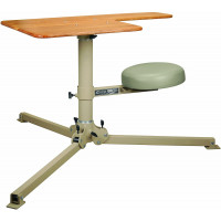CALDWELL BR SHOOTING BENCH BUTCHERBLOCK TOP