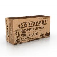 CARTOUCHES MAGTECH COWBOY ACTION CAL.357 MAG 158GR LFN