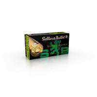CARTOUCHES SELLIER & BELLOT CAL.9X19 TFMJ NONTOX 8G