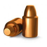 BALLES H&N 38/357 SWC HS DIAM.357 -158GR X500