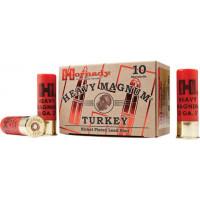 BOITE DE 10 CARTOUCHES HORNADY 12 GA N6 NICKEL 3P TURKEY