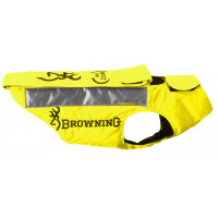 GILET PROTECT PRO BROWNING T50 - JAUNE