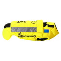 GILET PROTECT PRO EVO BROWNING T80 - JAUNE