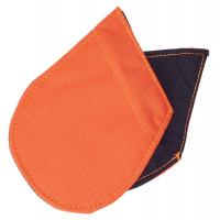 KIT PROTECTION CUISSES GILET BROWNING T70 - ORANGE