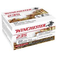 235 CARTOUCHES WINCHESTER 22LR SUPER X LHP CP 36G