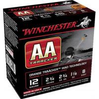 25 CARTOUCHES WINCHESTER 12/76 AA TRAACKER HEAVY BLACK 32G PB7
