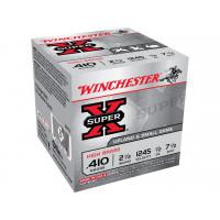 25 CARTOUCHES WINCHESTER 410-63 SUPER X HIGH BRASS 14G PB7.5