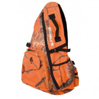 SAC A DOS SOMLYS 600D OXFORD CAMO ORANGE