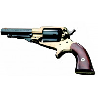 REPLIQUE PIETTA C31 REMINGTON POCKET BRONZE / LAITON