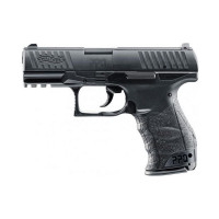 PISTOLET WALTHER PPQ C4.5MM CO2 BRONZE + PLOMBS
