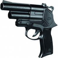 PISTOLET SAPL GC54 DOUBLE ACTION C12/50 5.8 POUCES BLACK