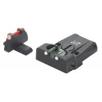 HAUSSE LPA SIG SAUER P229 FIBRE OPTIQUE + GUIDON