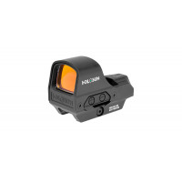 VISEUR POINT ROUGE HOLOSUN REFLEX SIGHTS CIRCLE DOT - RÉTICULE : VERT