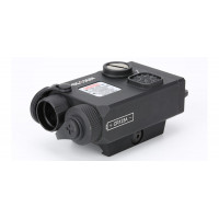 LASER HOLOSUN SIGHT CO-AXIAL GREEN & IR LASER