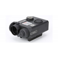 LASER HOLOSUN SIGHT CO-AXIAL GREEN IR & ILLUMINATOR