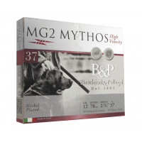 CARTOUCHES B&P MG2 MYTHOS 37 FELTRO CALIBRE 12 - 37G - PB 6