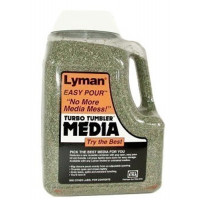 LYMAN MEDIA CORNCOB GREEN CLBS