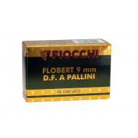 50 CARTOUCHES FIOCCHI 9MM FLOBERT PB 7.5