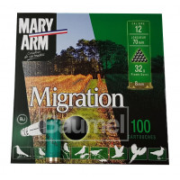 CARTOUCHES MARY ARM MIGRATION 32 CALIBRE 12 - 32G - BJ - 7.5PB
