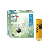 CARTOUCHES MARY ARM PUMA 25 CALIBRE 20 - 25G - BR - PB6