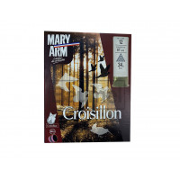 CARTOUCHES MARY ARM CROISILLON CALIBRE 12 - 34G - BG - PB6