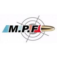 OGIVE MPF PLOMB GRAISSÉ CAL. 8 MM 92 REV DIA. 324 PL RN FP 125 GR PAR 500