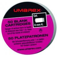 CARTOUCHES UMAREX 8 MM A BLANC
