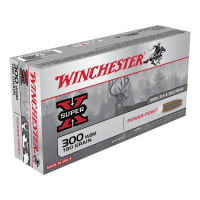 BALLES WINCHESTER SUPER X POWER POINT CALIBRE 300 WSM 180 GR