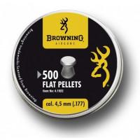 PLOMB BROWNING  4.5MM PLAT X500
