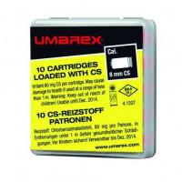 CARTOUCHES UMAREX 8 MM A GAZ CS PA