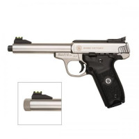 PISTOLET SMITH & WESSON 22 VICTORY FILETE CALIBRE 22 LR - 5.5 POUCES