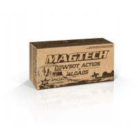 CARTOUCHES MAGTECH COWBOY ACTION CAL.44-40 WIN 200GR LFN PAR 50