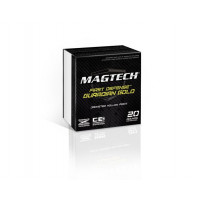 CARTOUCHES MAGTECH GUARDIAN GOLD CAL.9X19 +P 115GR JHP PAR 20
