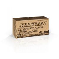 CARTOUCHES MAGTECH COWBOY ACTION CAL.44-40 WIN 225GR LFN PAR 50