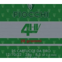 CARTOUCHES FIOCCHI RUNNING BOAR CALIBRE 12 28 GR