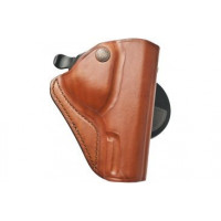 HOLSTER BIANCHI CUIR 1911 AUTO RETENTION DROITIER