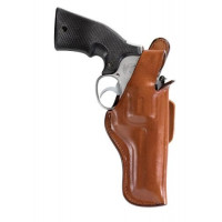 HOLSTER BIANCHI CUIR REVOLVER 6 POUCES DROITIER