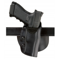 HOLSTER SAFARILAND SPRINGFIELD 5 POUCES + PADDLE DISCRET