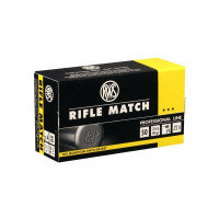 BALLES RWS RIFLE MATCH CALIBRE 22 LR 40 GR