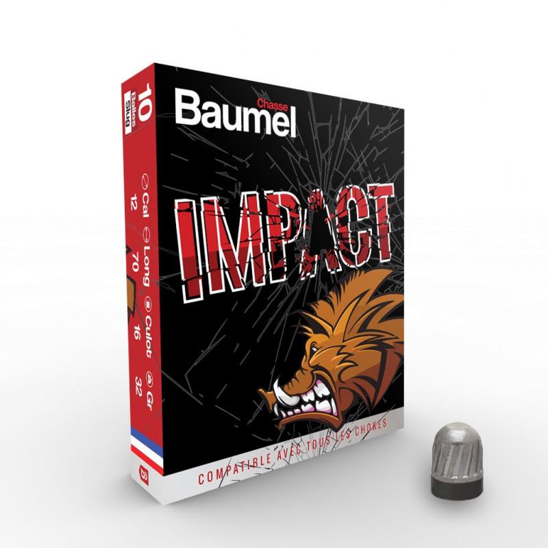 CARTOUCHES BAUMEL IMPACT CAL 12-70 GUALANDI