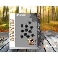 CARTOUCHES BAUMEL CHEVROTINE SR CALIBRE 12 - BG - 12 GRAINS