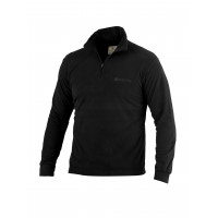 SWEATSHIRT BERETTA LIGHT POLAIRE ZIP NOIR S