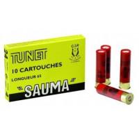 CARTOUCHES TUNET SAUMA CALIBRE 24 - 24 G - BJ - PB 8