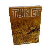 CARTOUCHES TUNET BECASSE CALIBRE 20 - 28 G - BJ 1/2 JUPE - PB 10+8