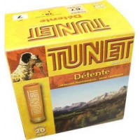 CARTOUCHES TUNET DETENTE CALIBRE 20 - 28 G - BJ - PB 5
