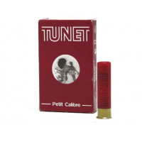 CARTOUCHES TUNET CAL 14mm BOURRE JUPPE 14 GR Plomb 7
